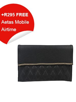Beauty Clutch Bag (black)