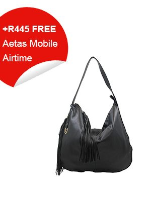 Black Casual Style Bag