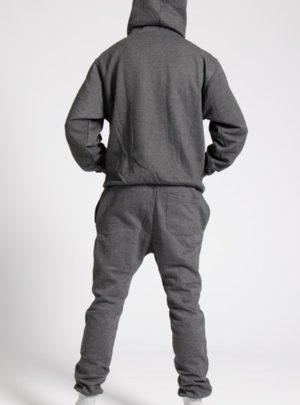 Dark Grey Tracksuit