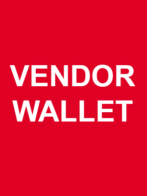 Load funds into Vendor Wallet